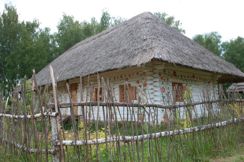 Этномир. Блиц: деревня