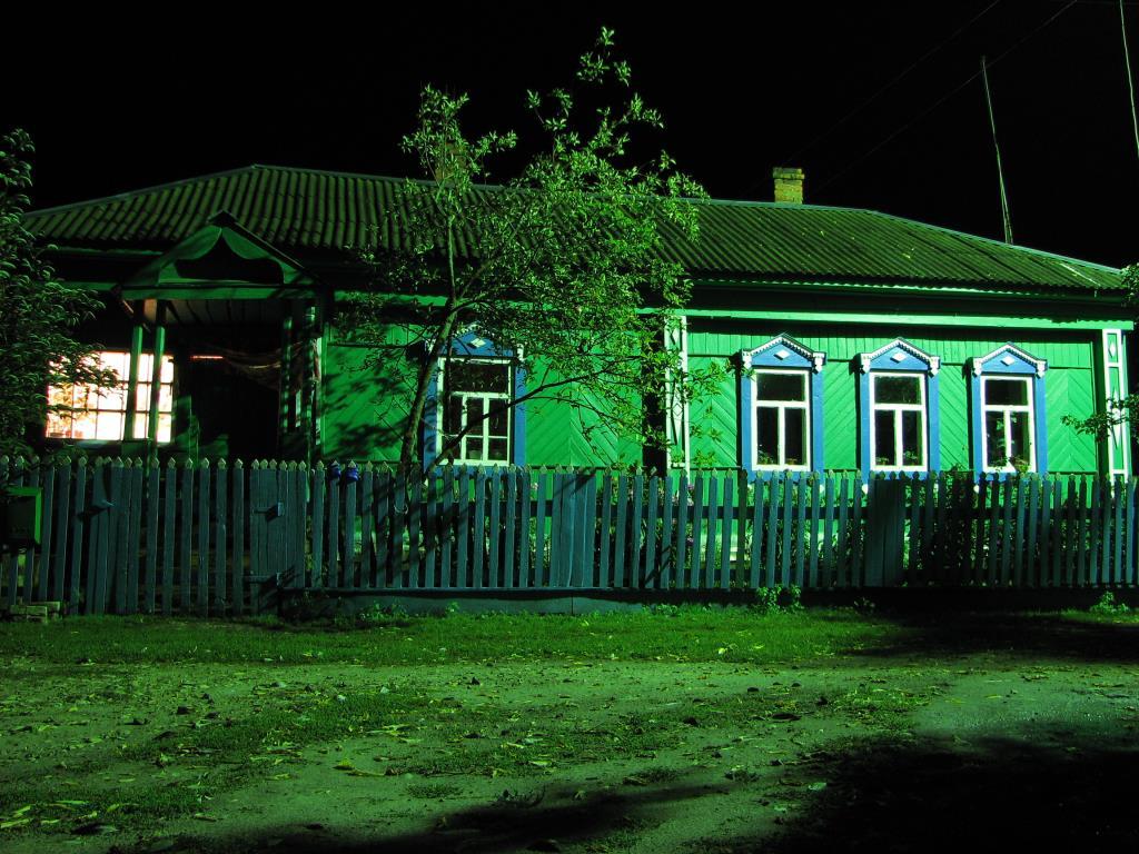 Дом детства. Блиц: деревня