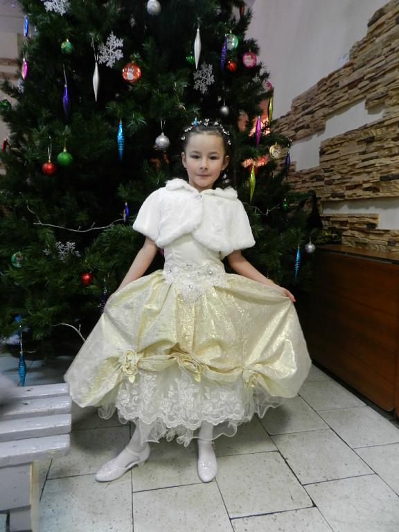 Принцесса Алена. Принцесса собирается на бал