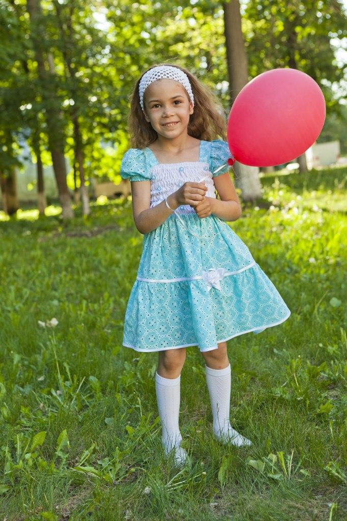 Любим шарики и лето!. Принцесса собирается на бал