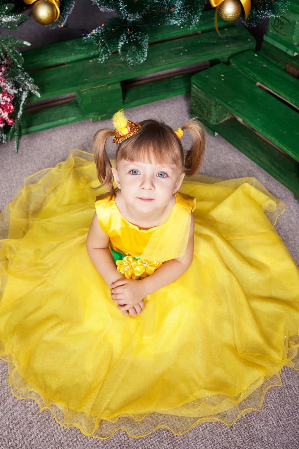 Наша принцеска. Принцесса собирается на бал