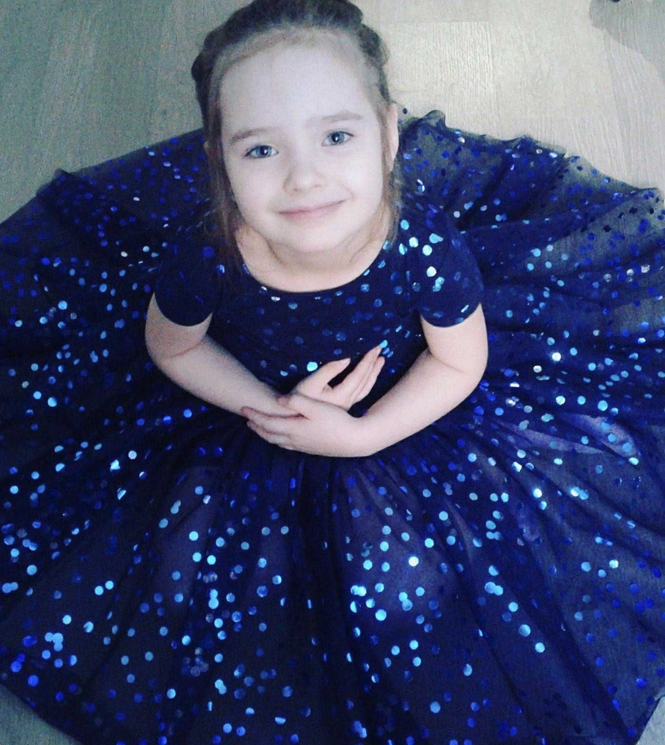 Принцесса-голубоглазка. Принцесса собирается на бал