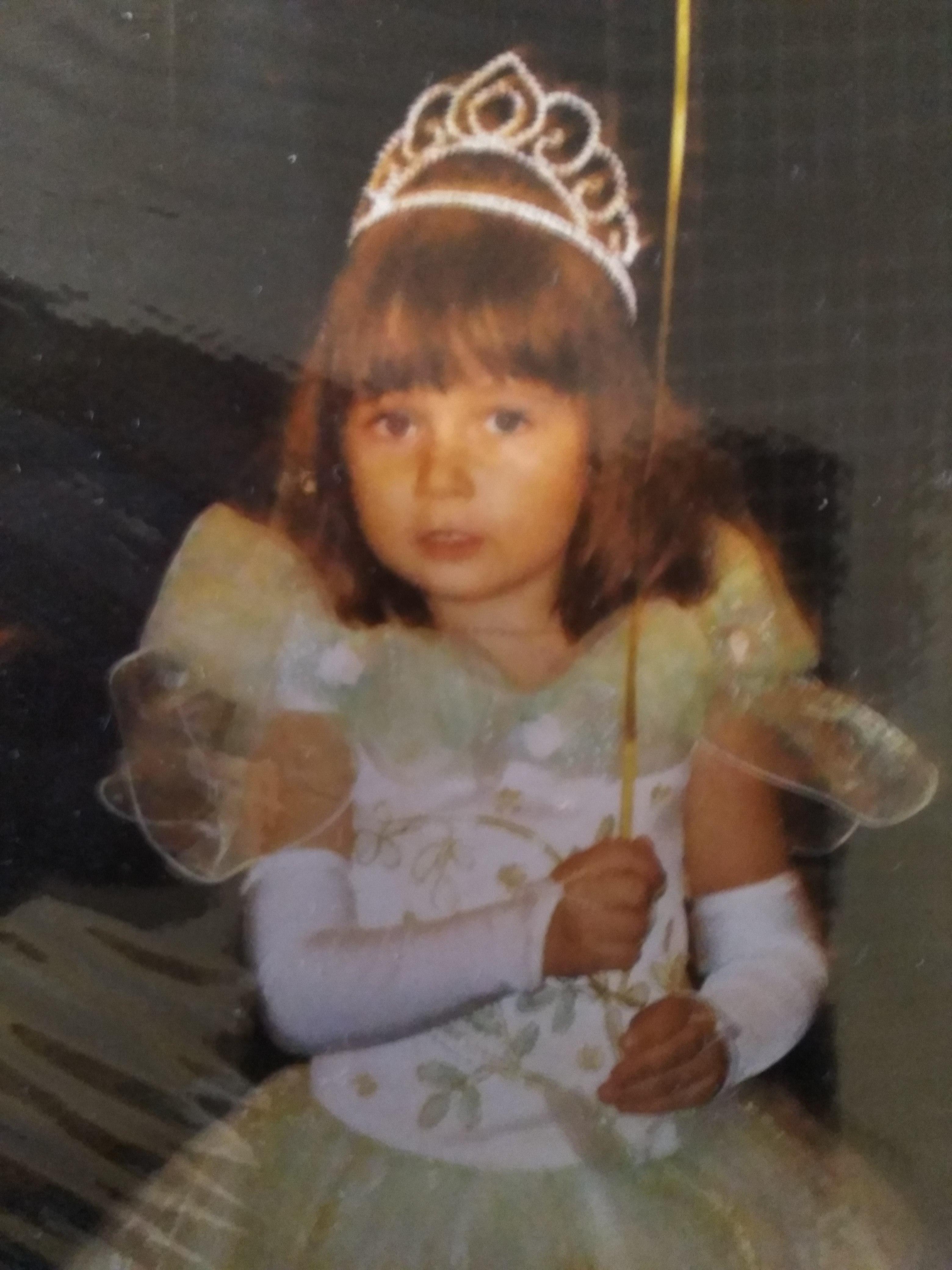 Принцесса. Принцесса собирается на бал