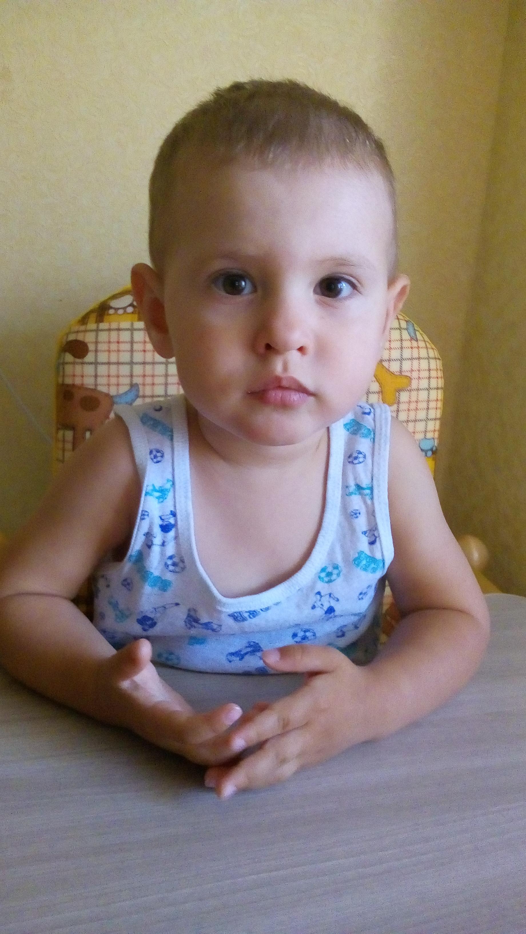 Сынок-глазюки заворожуки). Лапочка