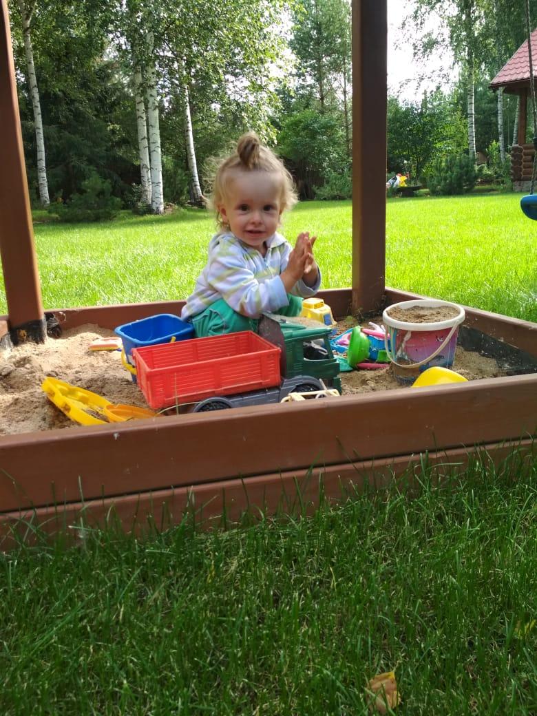 Моя песочница,мои игрушки ,мой песок!. Я в игре!
