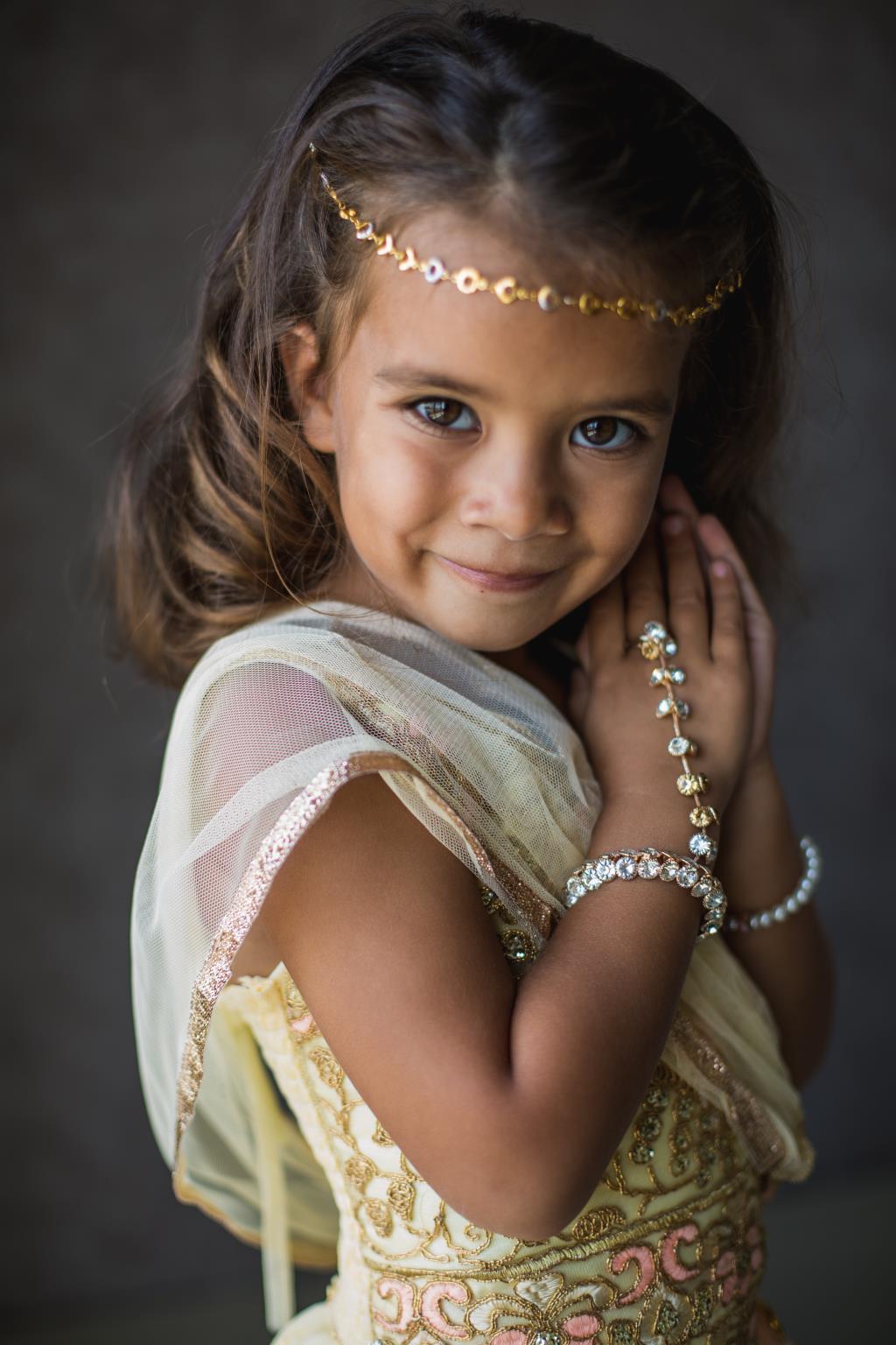 Индийская принцесса. Лапочка