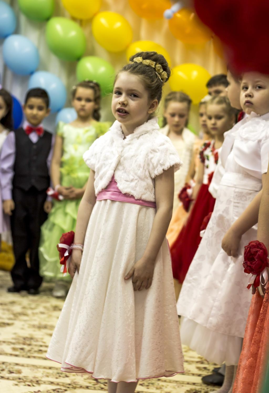 Первый выпускной нашей принцессы. Принцесса собирается на бал