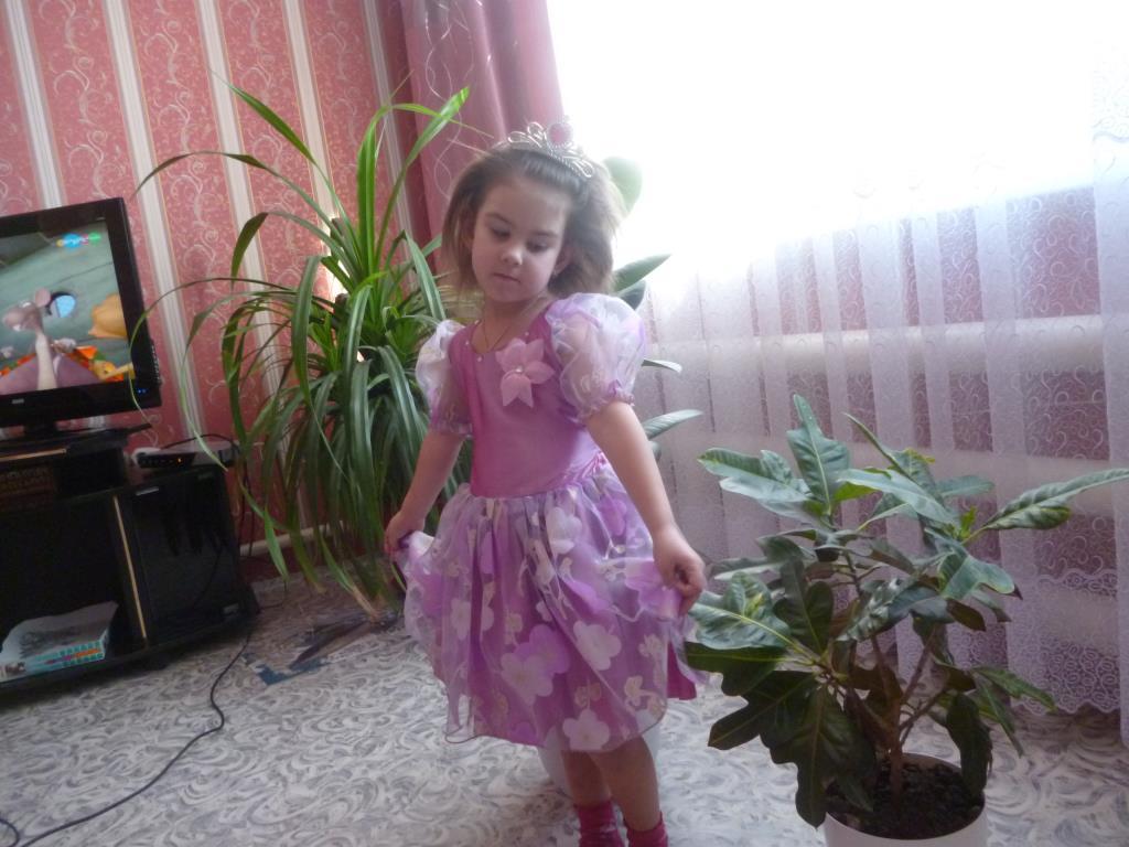 Юная принцесса Вероника. Принцесса собирается на бал