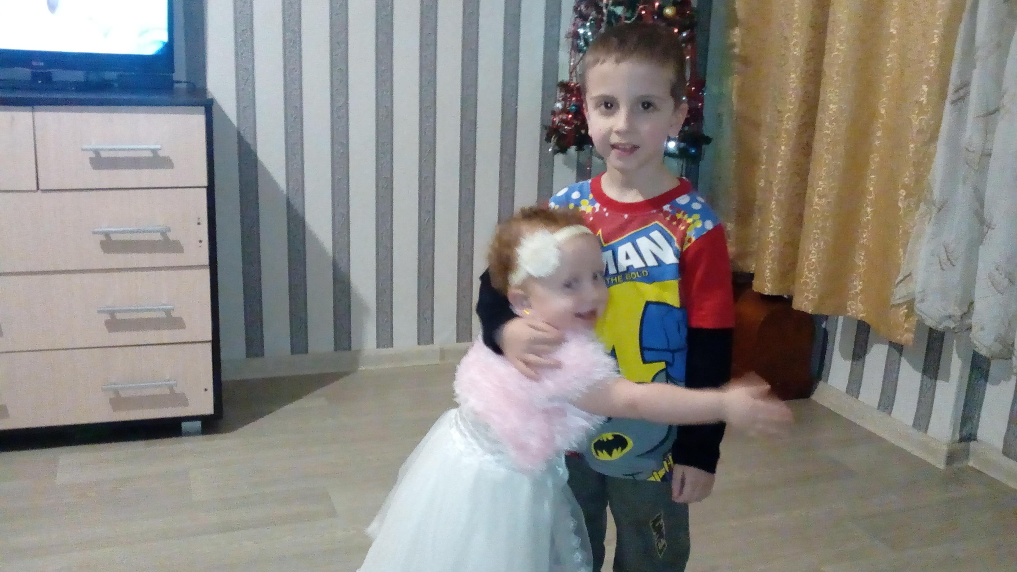 Маленькая фея нашла своего принца!.