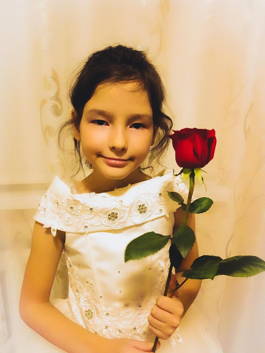 Моя маленькая принцесса.. Принцесса собирается на бал