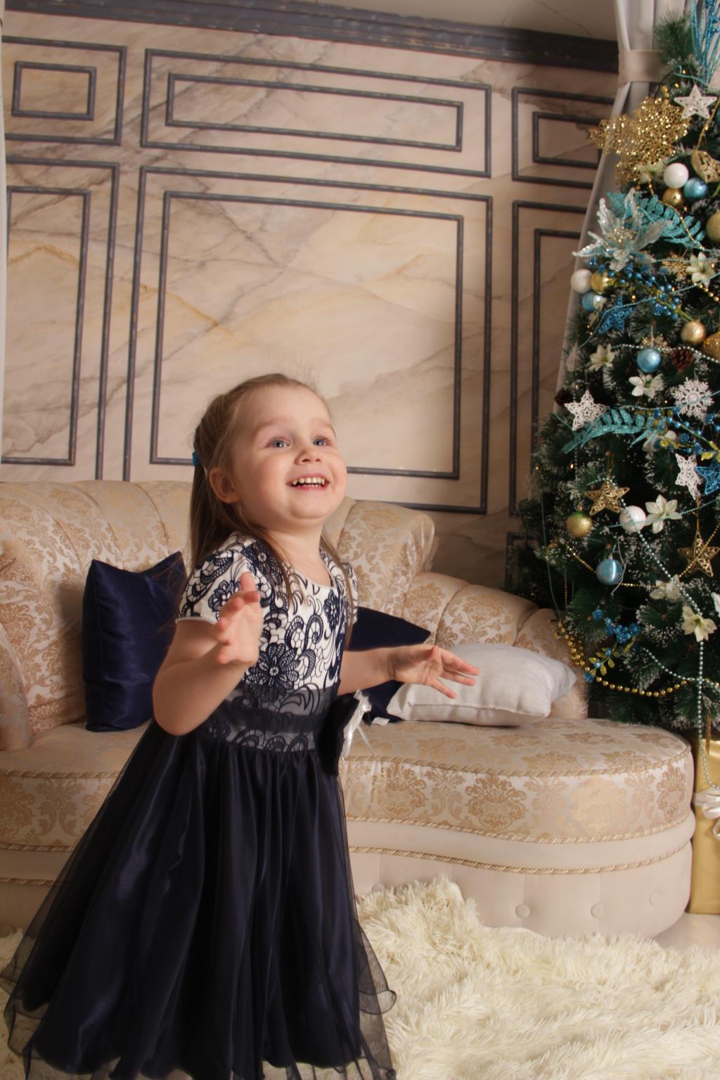Маленькая фея на сказочном балу. Принцесса собирается на бал
