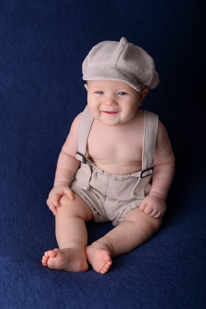 Егорка улыбака. Улыбка для мамы