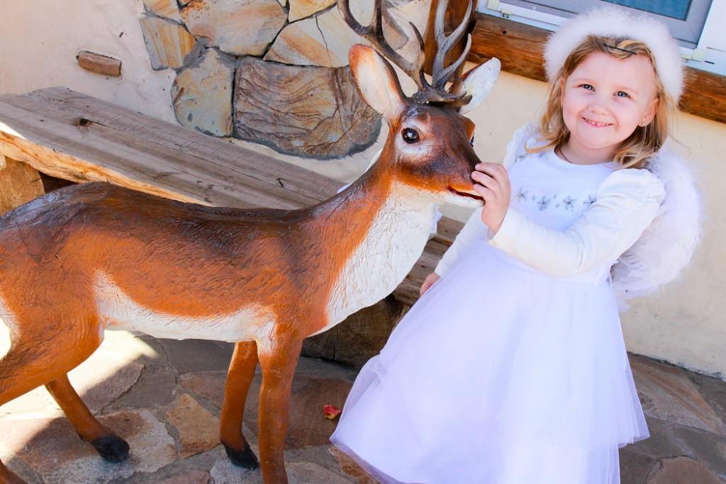 Снежная принцесса. Принцесса собирается на бал