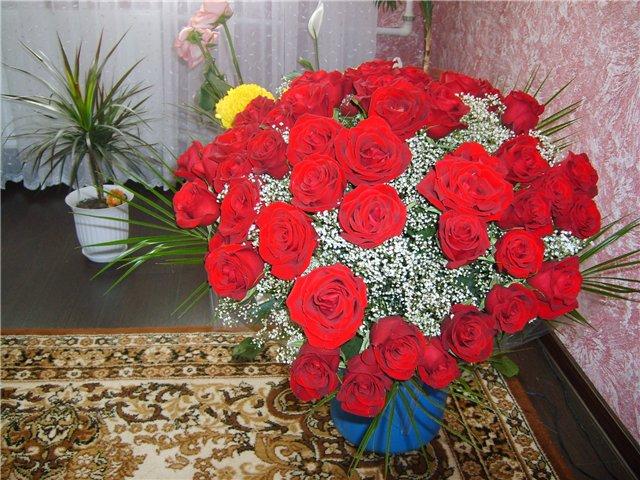 Букет Любви. Блиц: розы