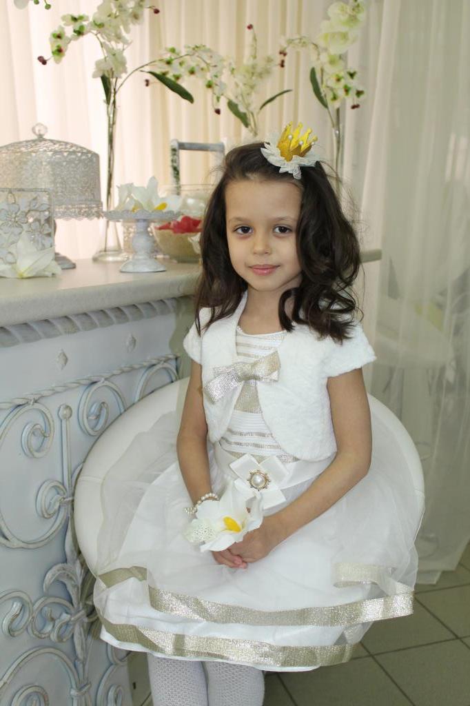 Принцесса Ульяна. Принцесса собирается на бал
