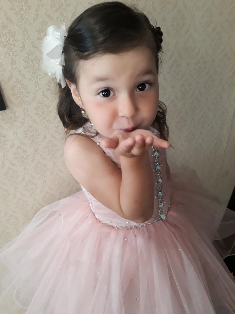 Софійка. Принцесса собирается на бал