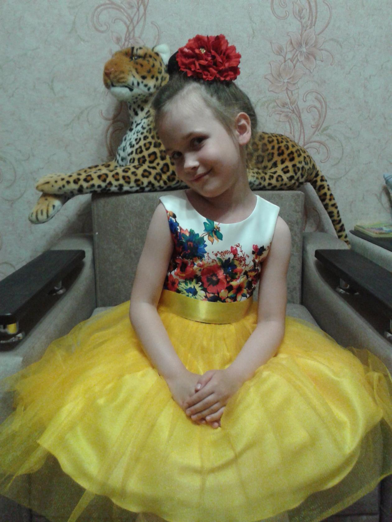 Выпускной в детском саду. Принцесса собирается на бал