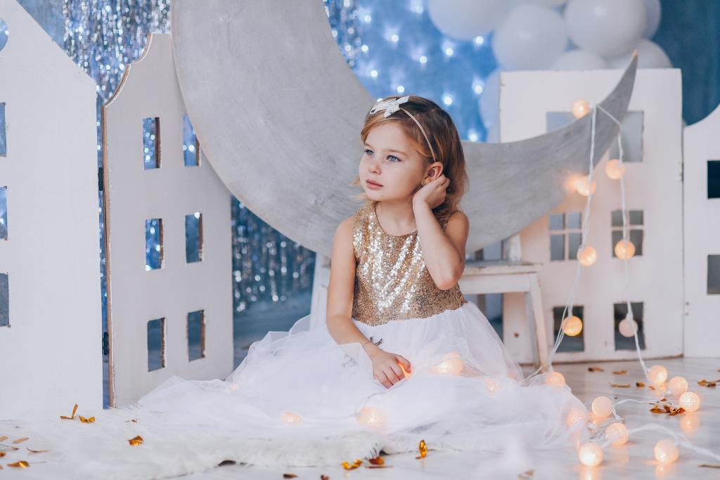 Крошка Ми. Принцесса собирается на бал