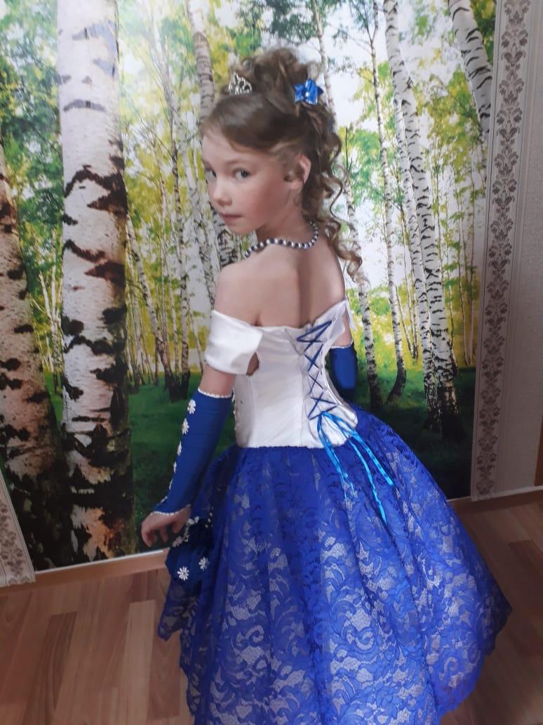 Полина в стране чудес. Принцесса собирается на бал