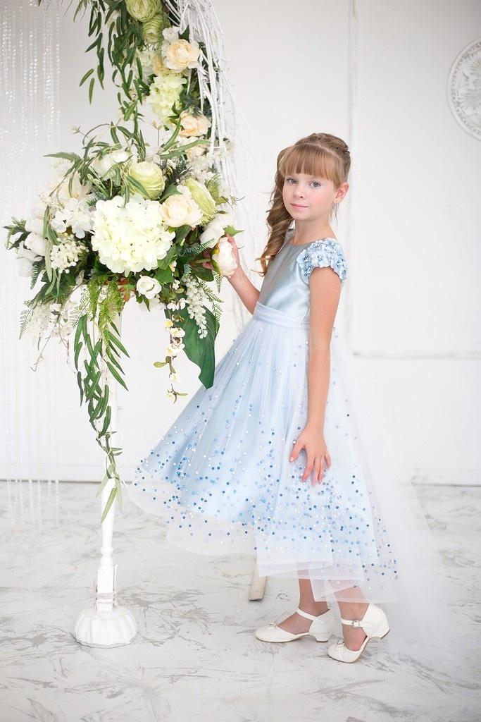 Чудесная принцесса. Принцесса собирается на бал