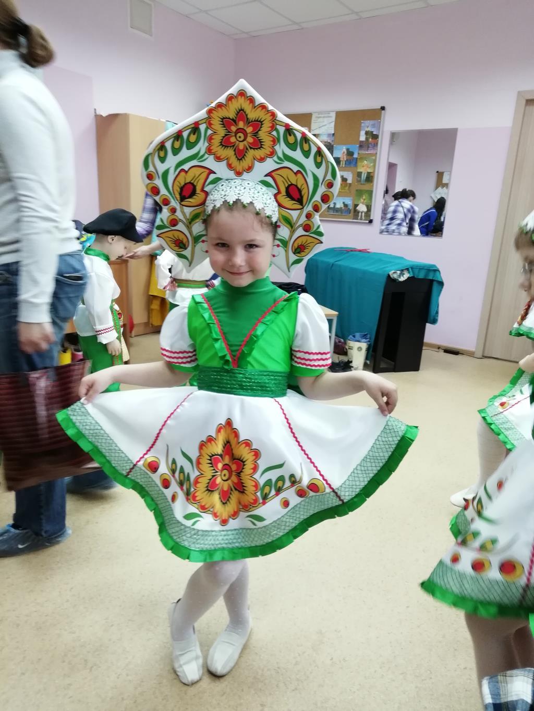 Русская красавица. Принцесса собирается на бал