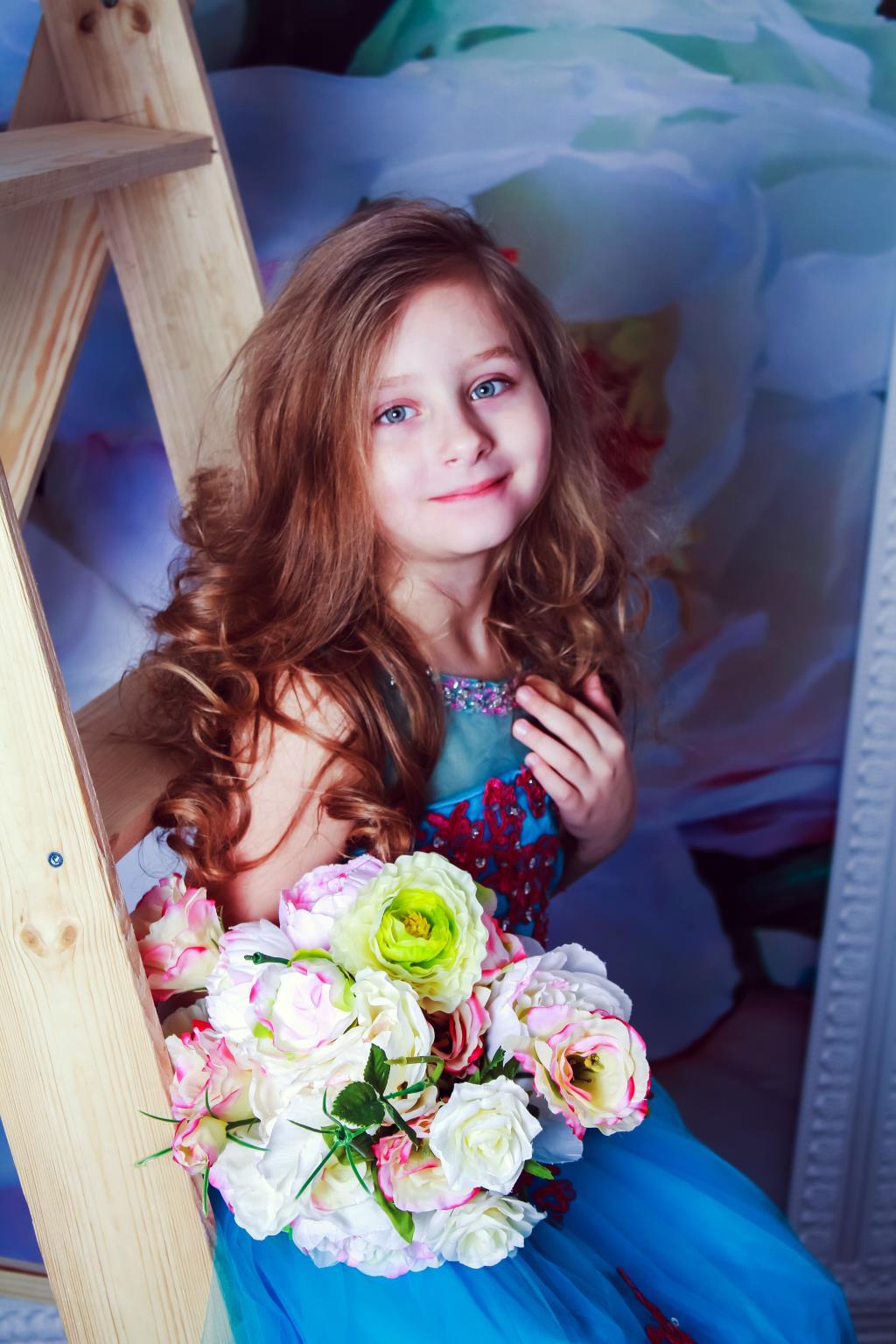 Мария Иванова. Принцесса собирается на бал