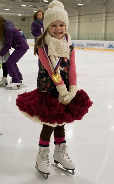 Ледяной бал. Принцесса собирается на бал