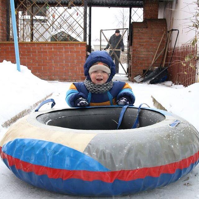 Зимняя забава!. Веселая зима