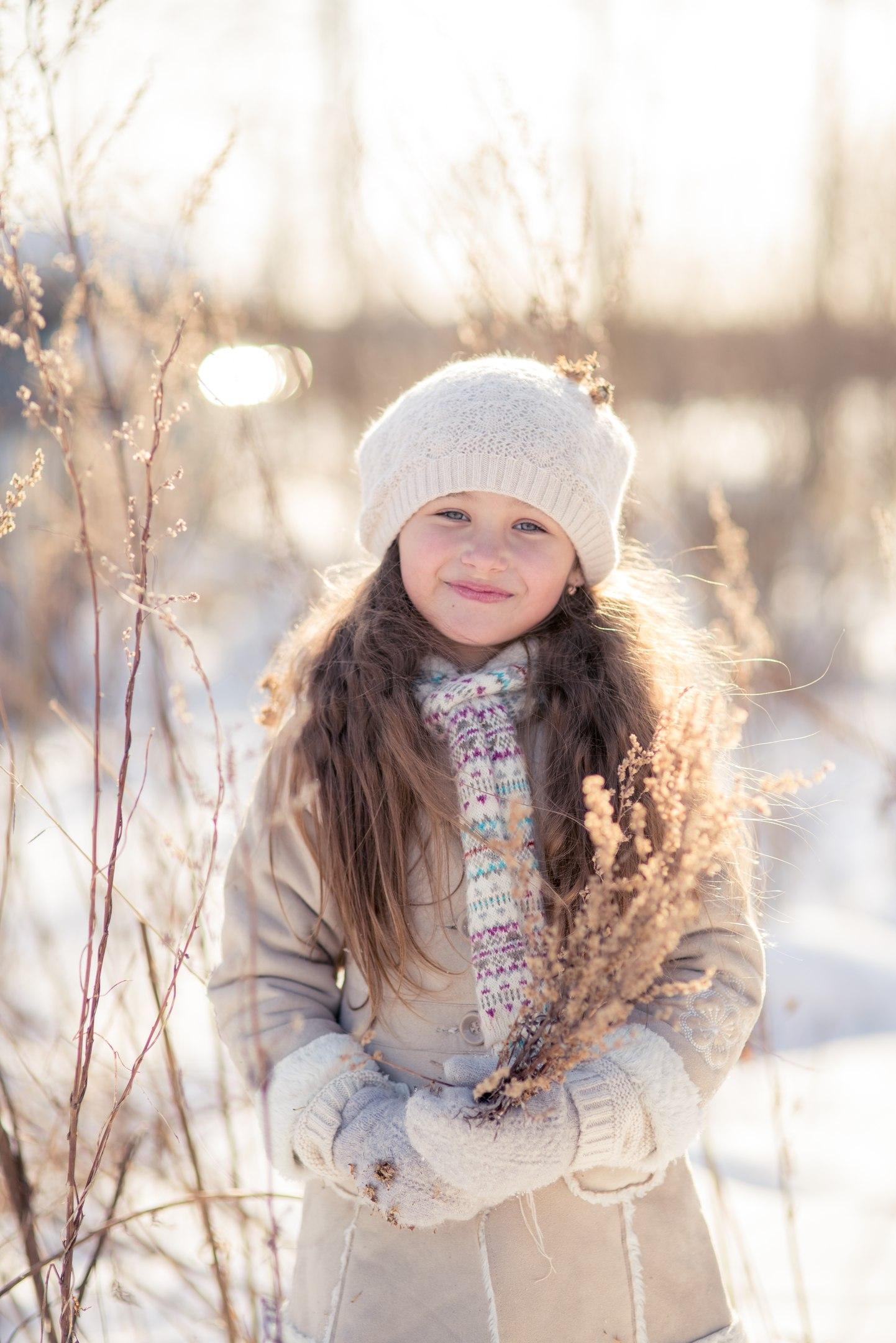 Зимние проказы. Веселая зима