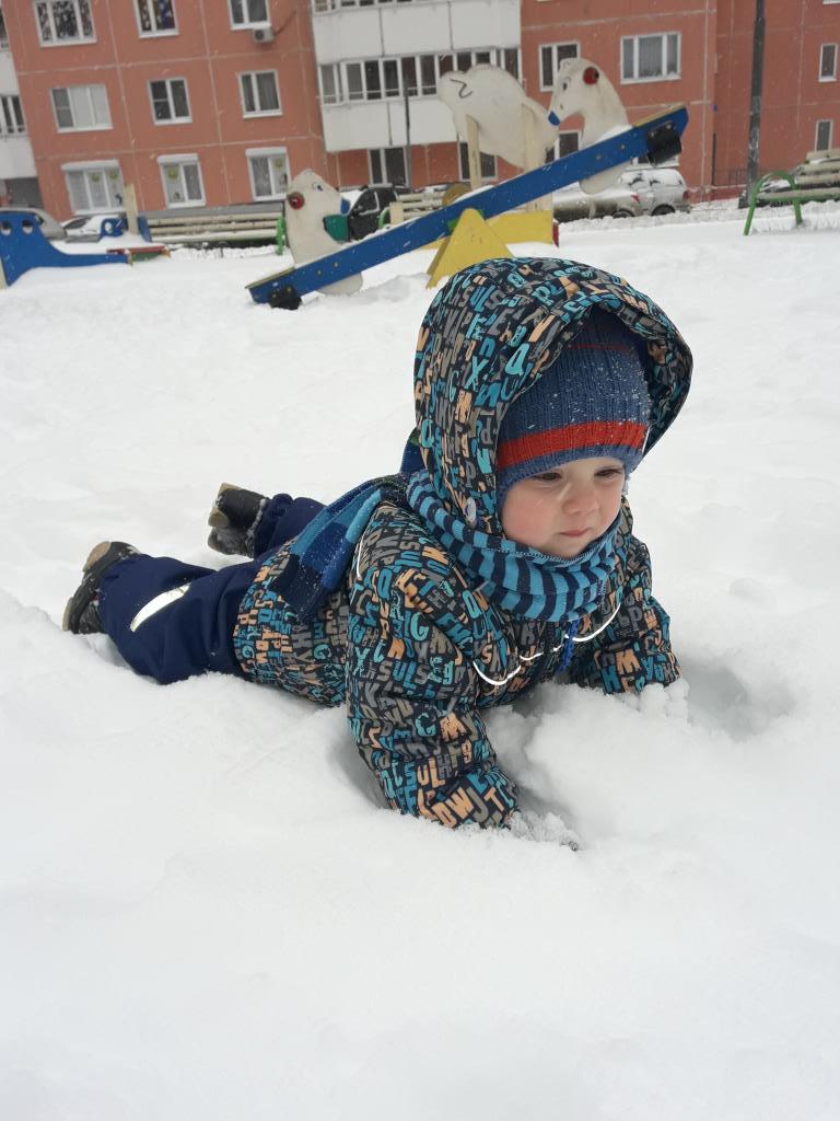 Снег-снежок, замело дорожки.... Веселая зима