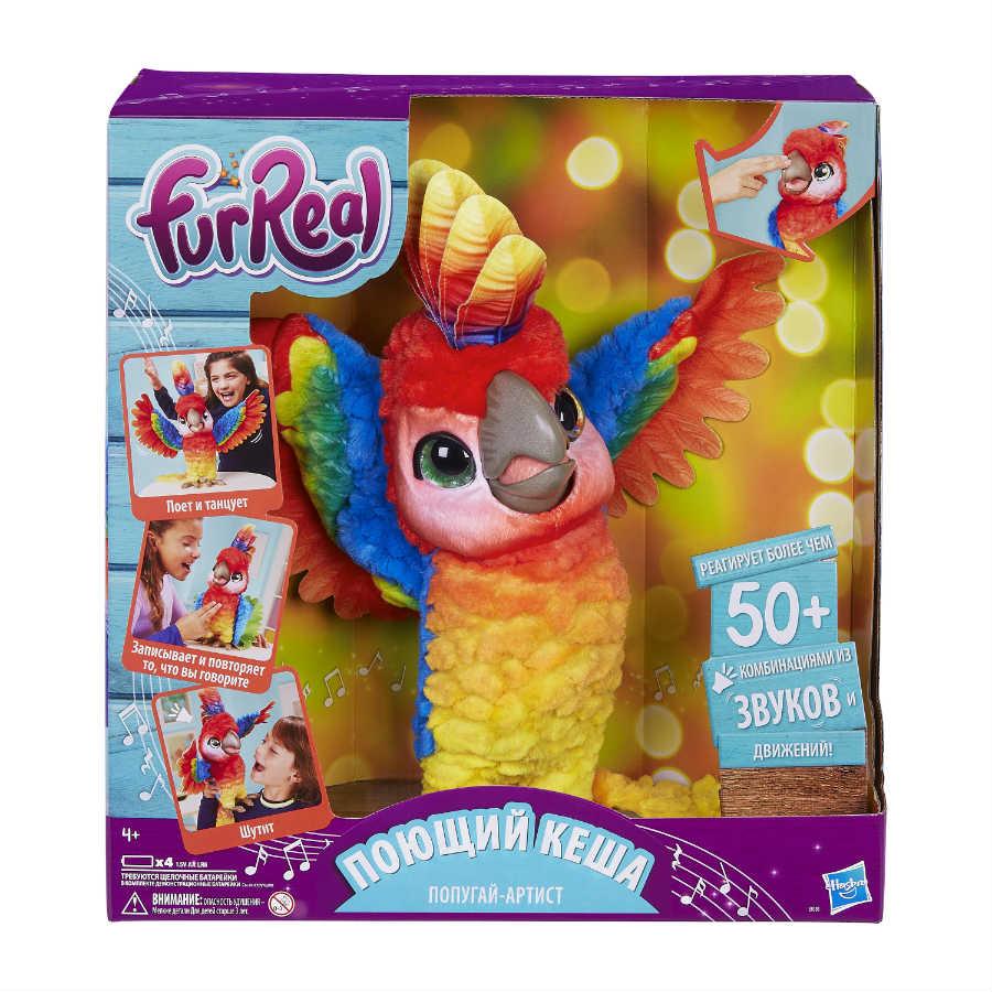 игрушка говорящий попугай