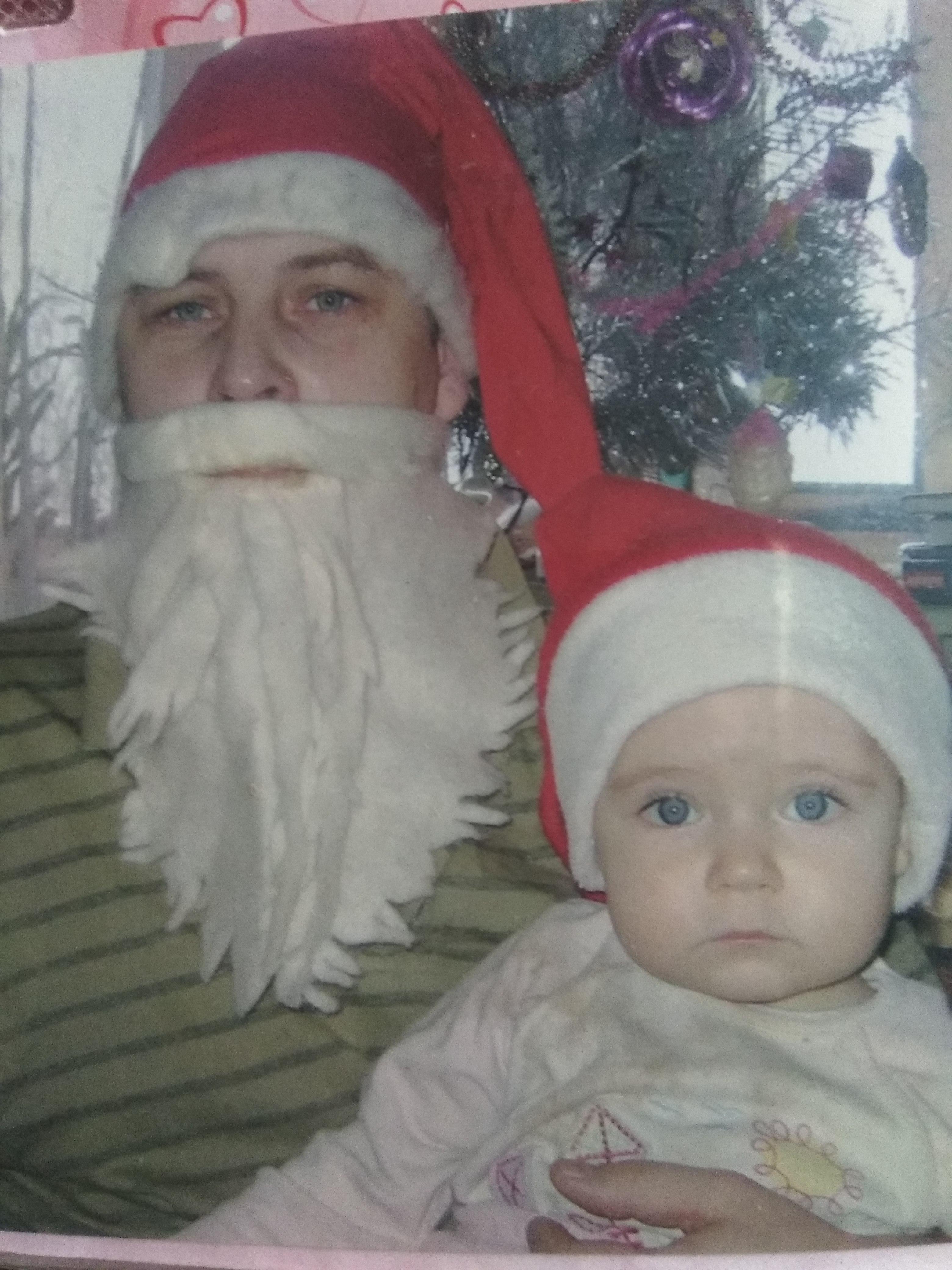 Дед Мороз и Снегурочка. Новогодний праздник