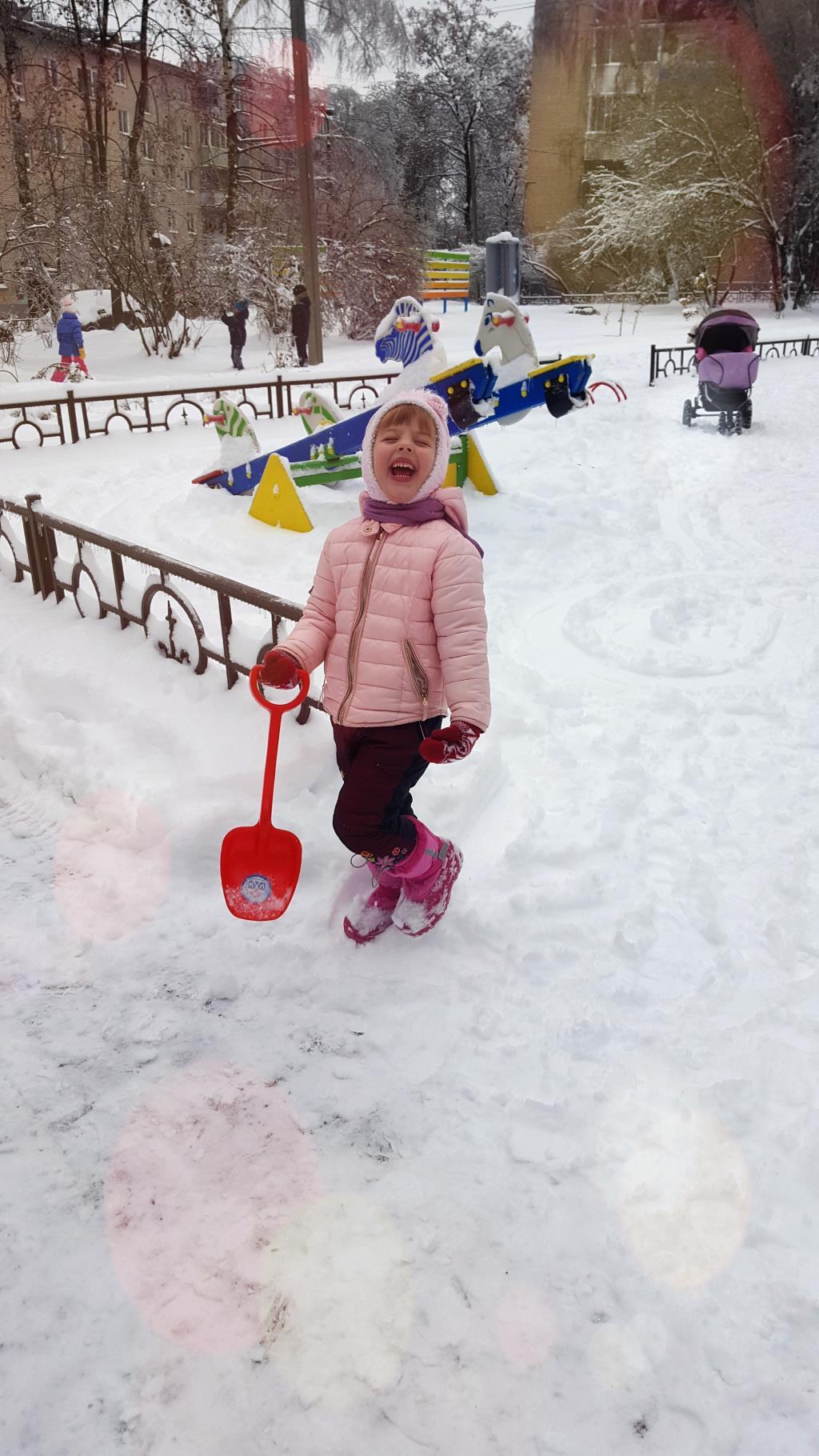 Веселая зима!. Веселая зима
