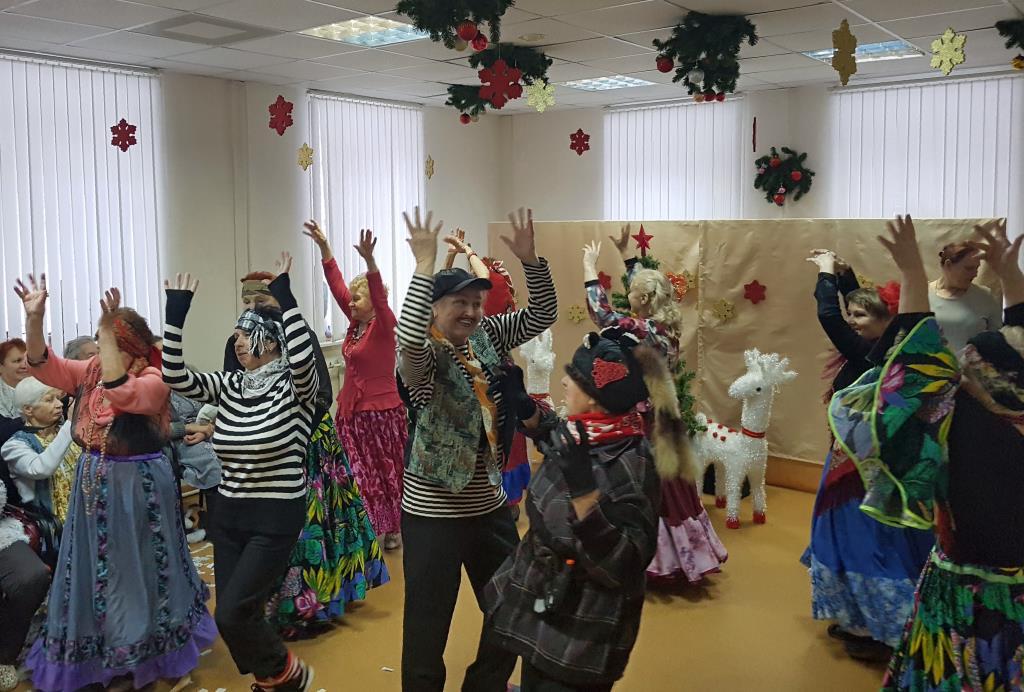 Веселись народ - Новый год идёт!. Новогодний праздник