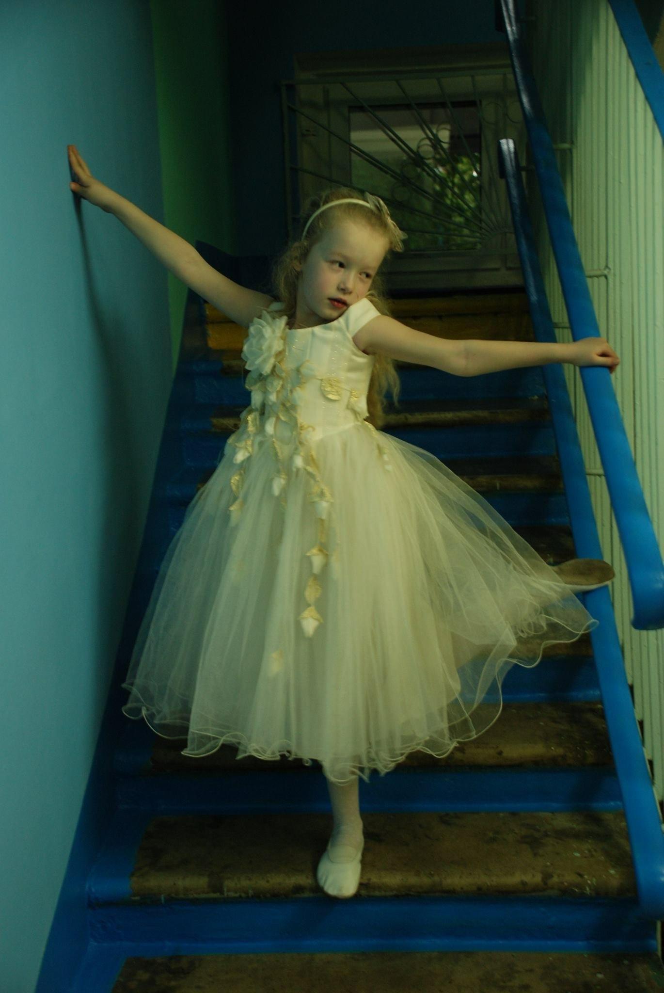 Моя принцесса). Принцесса собирается на бал