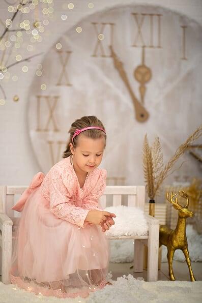В ожидании чуда. Принцесса собирается на бал