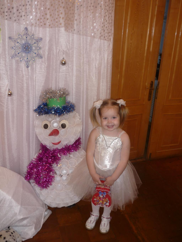 Новогодний Ангелочек. Принцесса собирается на бал