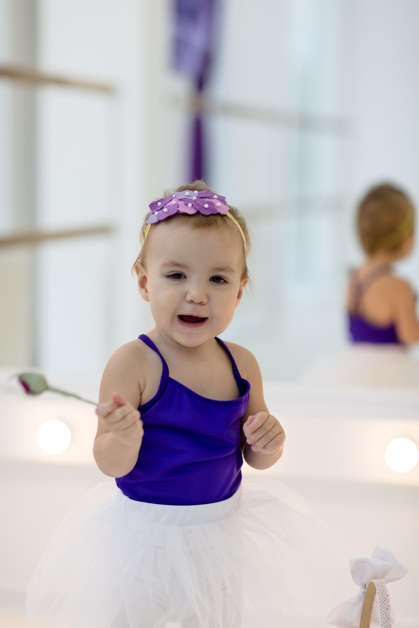 Маленькая балерина. Принцесса собирается на бал