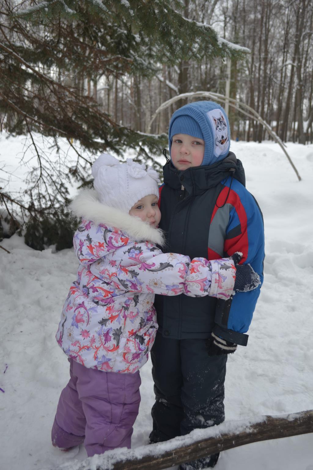 Это любовь!!!. Зимний образ