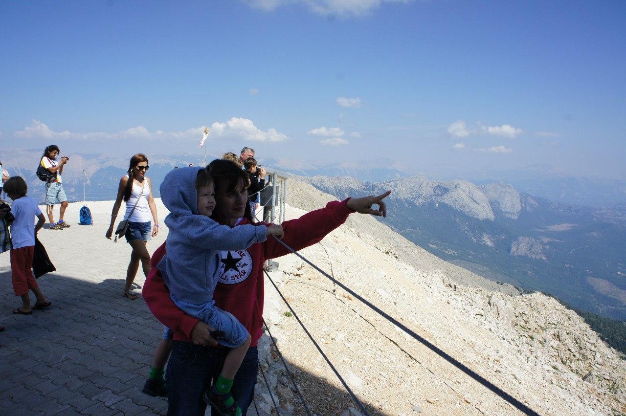 Лучше гор могут быть только горы!. Открываем мир!