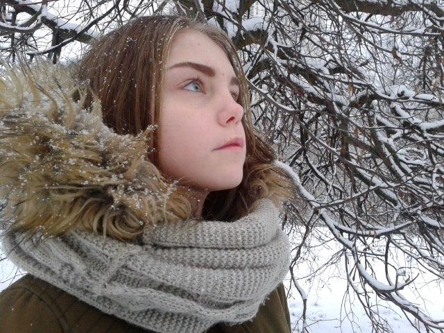 Зимнее очарование . Зимний образ