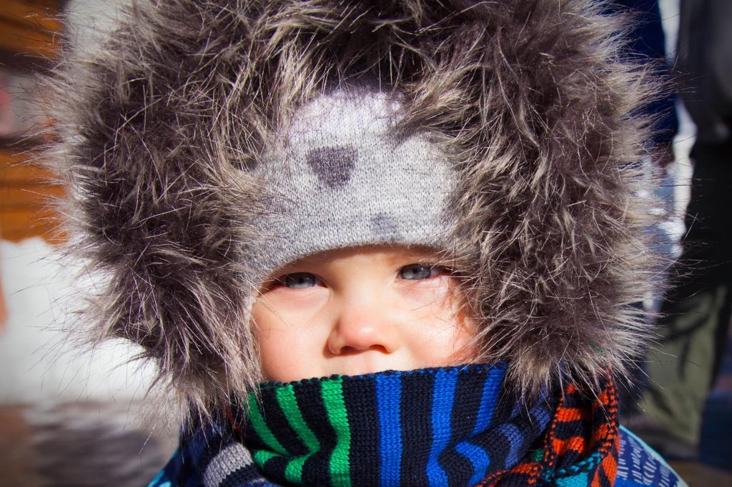 Мороз и солнце - деть чудесный!. Зимний образ