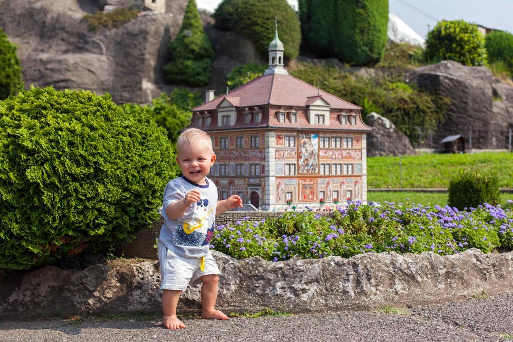 Путешествие по маленькой Швейцарии. Открываем мир!