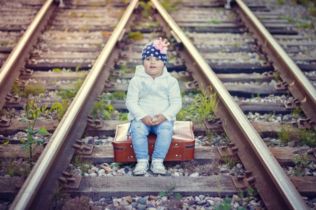 Маленькая путешественница. Открываем мир!