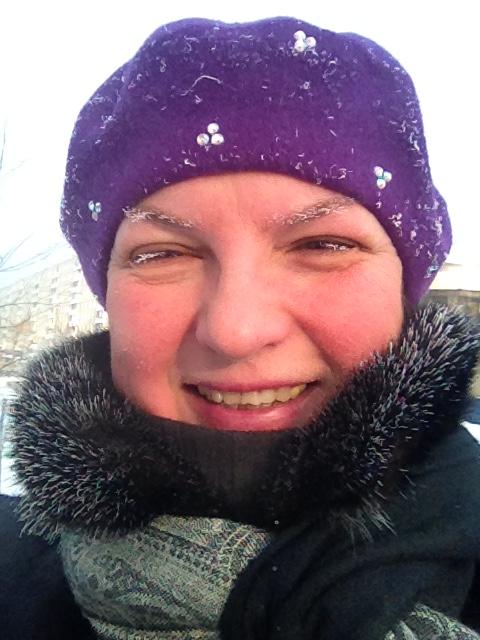 морозный денёк в Москве!. Зимний образ