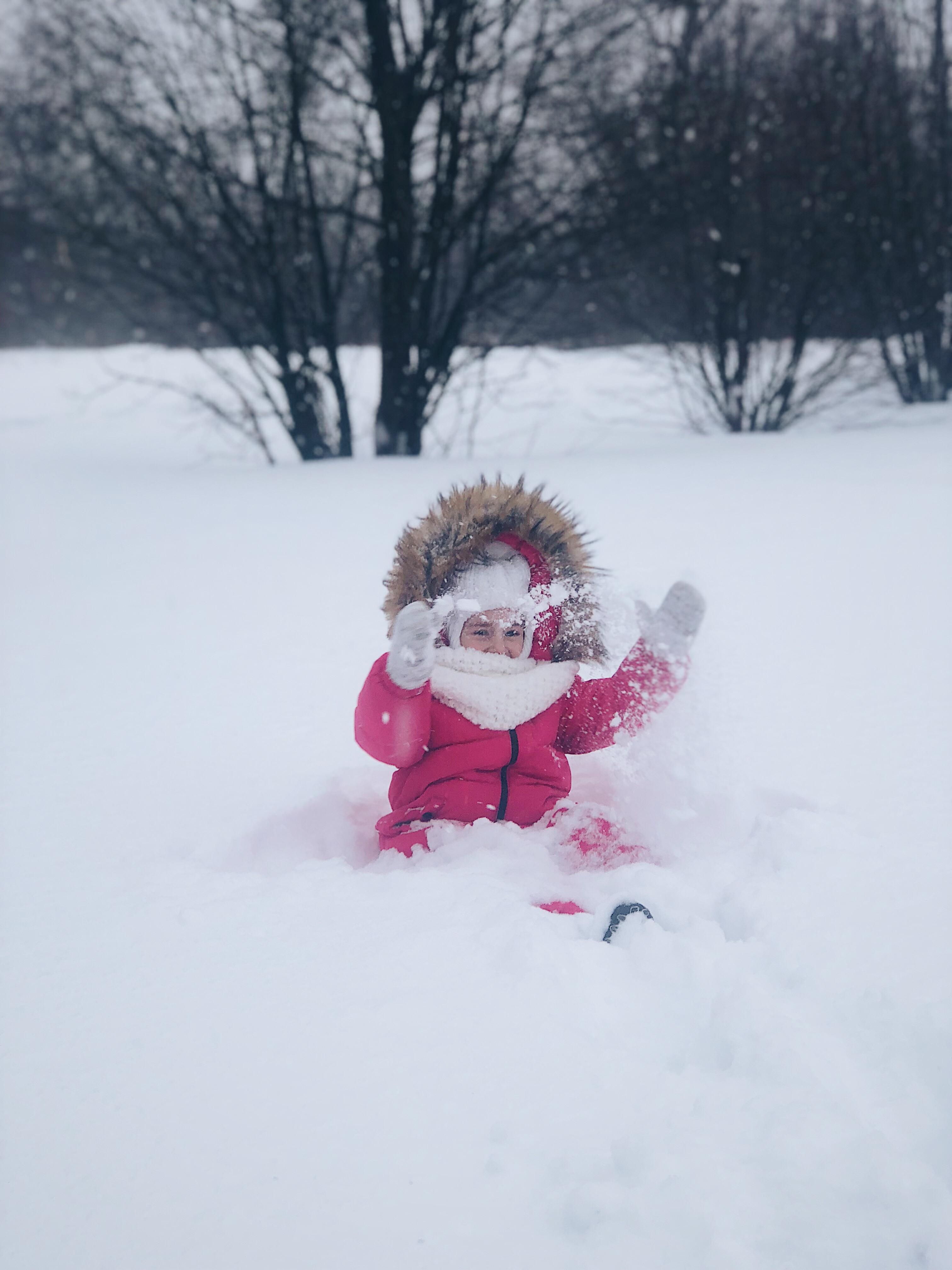 Сибирская зима. Зимний образ