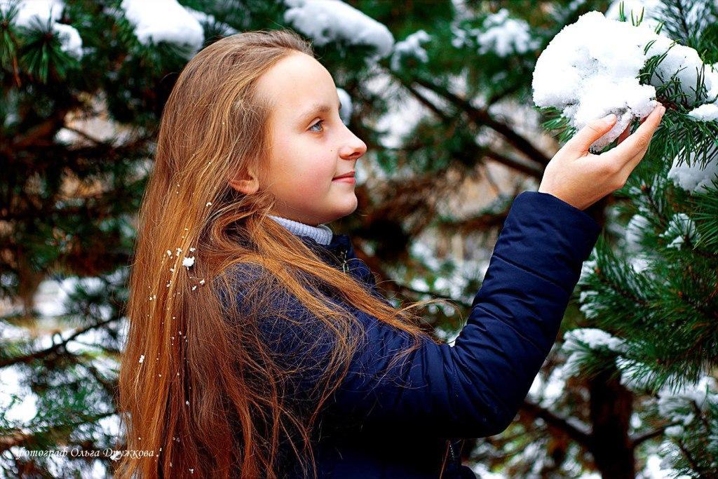 Зимняя сказка. Зимний образ