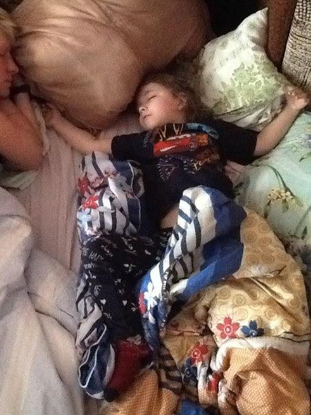 Спит.... Спокойной ночи! Кто спит слаще всего?