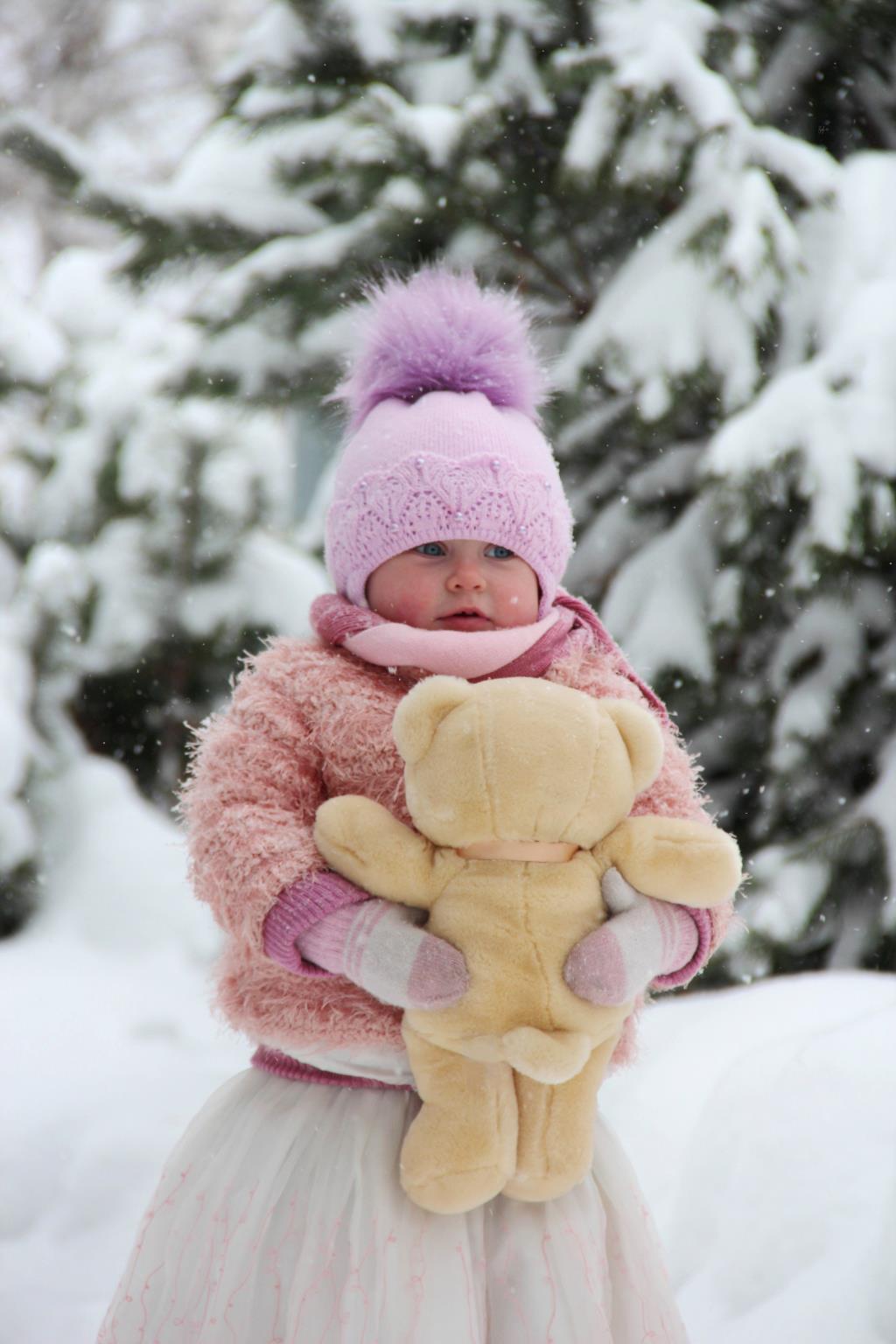 Принцесса!. Зимний образ