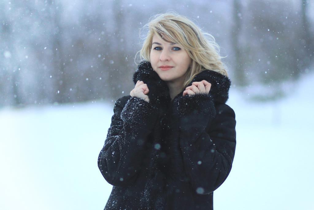 Зима. Зимний образ